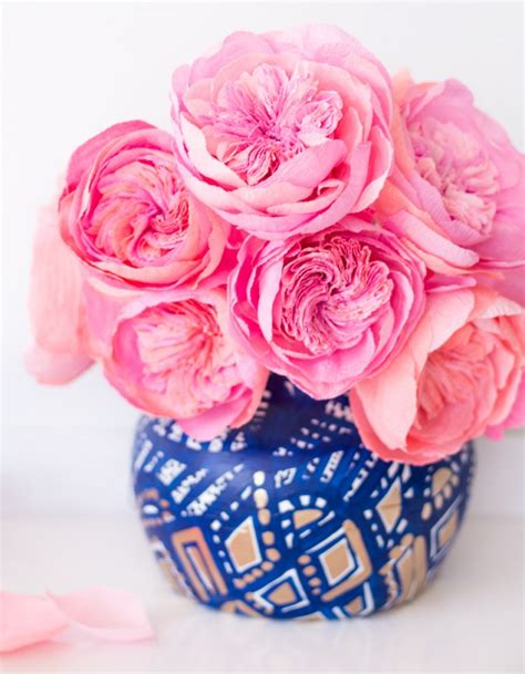 How To Make Beautiful Paper Roses - fresh cut paper flowers david roses
