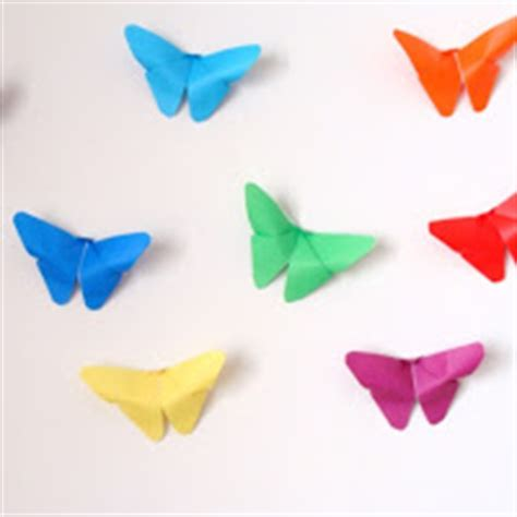 Step By Step Origami Butterfly - totally tutorials tutorial how to make an origami butterfly