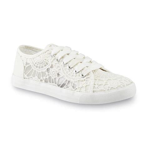 joe boxer s sonoma lace sneaker white
