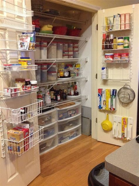 Pantry Food Storage Containers by Pantry Accessories Splendid Rubbermaid Pantry Door Racks