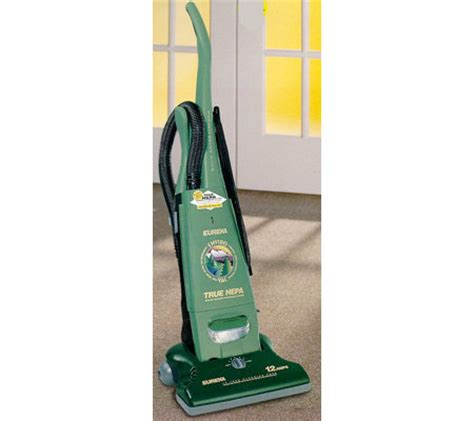 Hepa Vacuum Cleaner Eureka True Hepa Upright Vacuum Cleaner Qvc