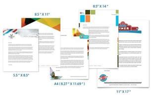 letterhead sizes custom letterhead printing uprinting com