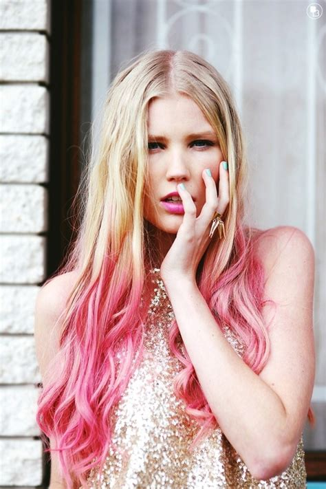 dip dye hair pink dip dye hair la riche hair dye what are the hair trends for 2013 get some color