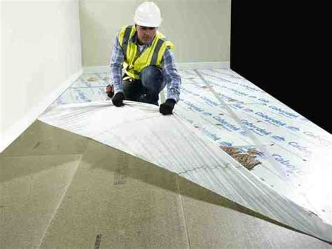 Chipboard Flooring Thickness by Caberdek Peelable Protected Chipboard Flooring