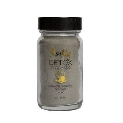 Detox While by Muddy Detox Clay Mask Will Draw Out Impurities While