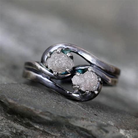 two ring 1 carat