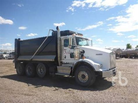 2014 kenworth truck 2014 kenworth dump trucks for sale used trucks on