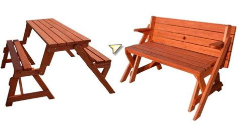 bench becomes picnic table folding picnic tables whereibuyit com