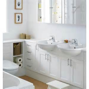 White Bathroom Ideas - all white bathroom decorating ideas thelakehouseva