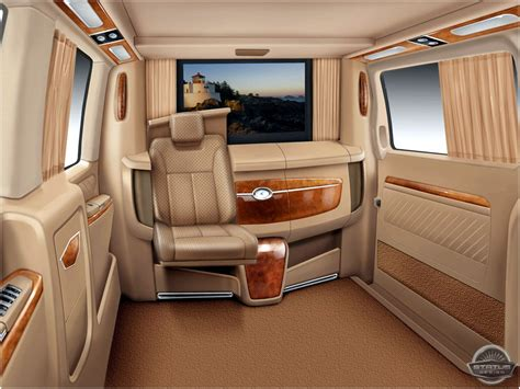 Black Diamond Lifestyle Mercedes Viano Conversion