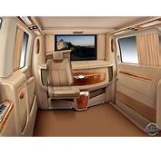 2010 Brabus MercedesBenz Viano Business Light Concept