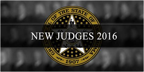Oklahoma Court Records New Judges 2016 Oscn Oscn Net Oklahoma Court Records