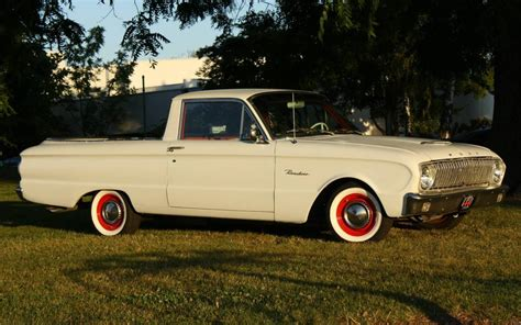 parts hauler 1962 ford ranchero