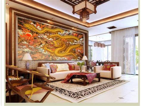 wallpaper dinding naga online buy grosir naga emas gambar from china naga emas