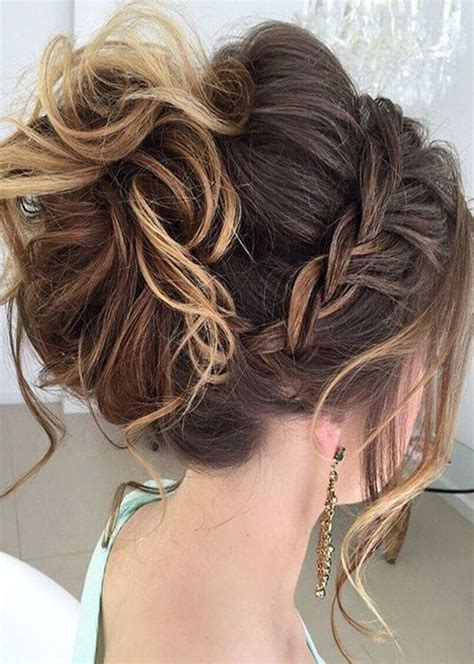 side buns for shoulder length fine hair daily hairstyles for medium length hair 2017 2018