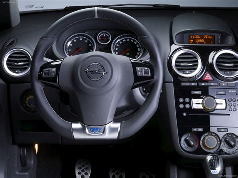 Opel Corsa Opc Interior Opel Corsa Opc Knightrider206