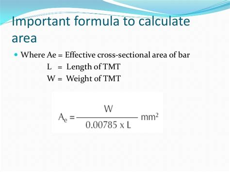 formula to calculate cross sectional area roll pass design in continuous bar mills