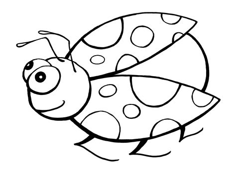 printable coloring pages preschool printable ladybug coloring pages coloring me