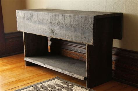 reclaimed wood entry bench wood bench reclaimed wood bench entry way bench rustic