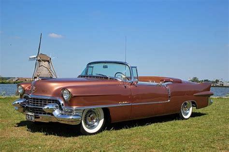 cadillac eldorado 1955 topzustand 1955 convertible s 229 ld classicdigest