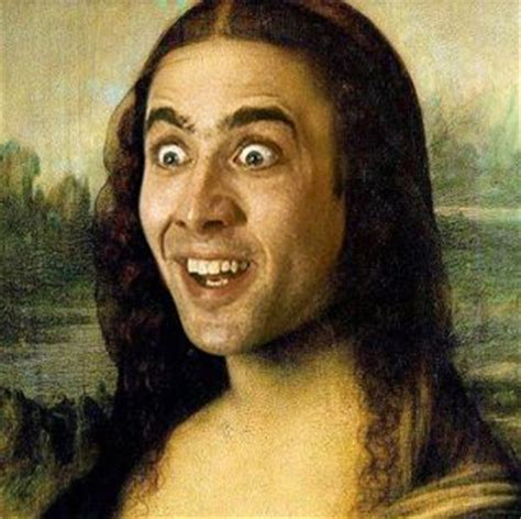 Nicolas Cage Meme Face - arts food nicolas cage face swap favorite going viral