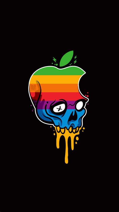 Apple Zombie Wallpaper | iphone 5s wallpaper
