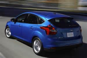 Used Cars From Autotrader 2013 Ford Focus Used Car Review Autotrader