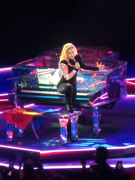 gaga concert concert review gaga opens joanne world tour in