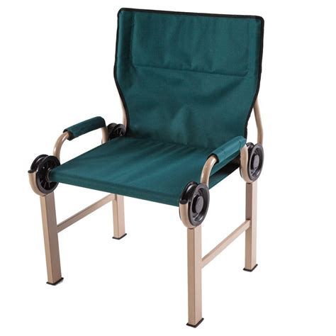 disc bed disc o bed disc chair 19829 grn the home depot