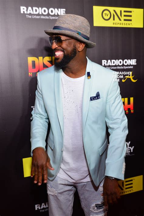 rickey smiley laughing  carpet straight    sfta atlanta entertainment industry