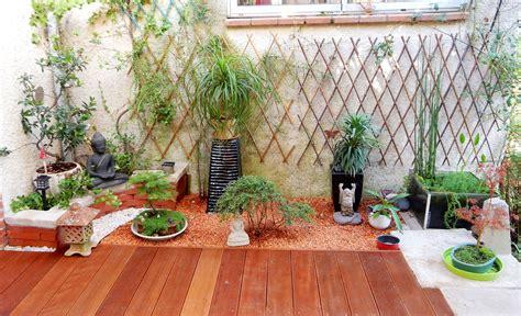 Amenagement Terrasse Zen by Nivrem Terrasse Bois Et Jardin Zen Diverses Id 233 Es
