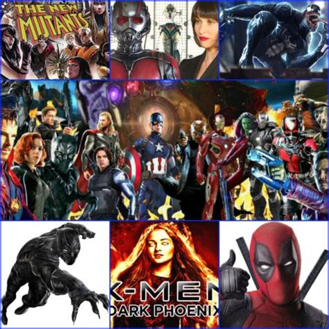 marvel film july 2018 fanboy s wet dream eight marvel movies to be released in