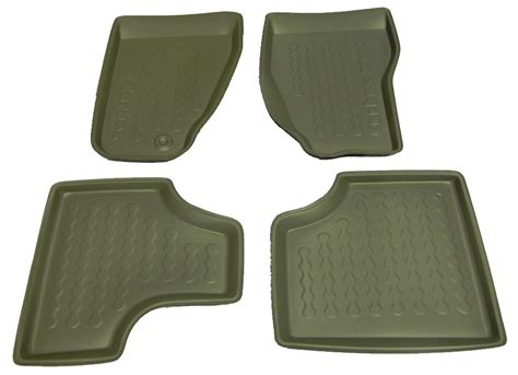 Dodge Nitro Car Mats by 2007 2011 Dodge Nitro Custom Fit Front And Rear Floor Mats