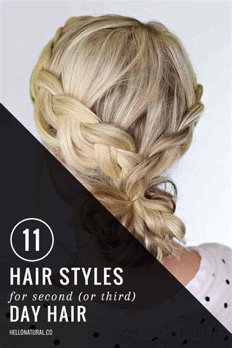 2nd Day Hairstyles 11 gorgeous second day hairstyles helloglow co