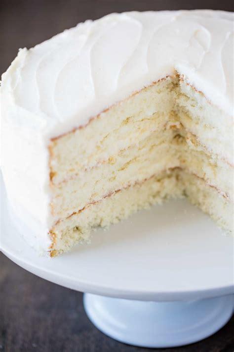 best white birthday cake recipe the most amazing white cake