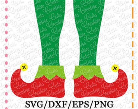 printable elf legs elf legs etsy