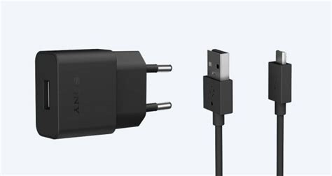 sony uch20 usb charger bundled with the xperia z5 family