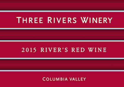 Three Rivers Columbia Detox by Three Rivers Winery 2015 River S Wine Columbia Valley