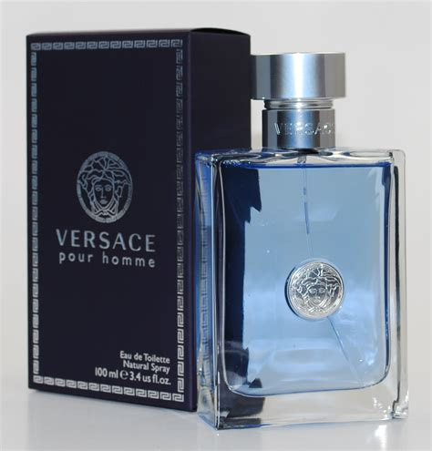 Versace Pour Homme Eau de Toilette   100 ml In India   Shopclues Online