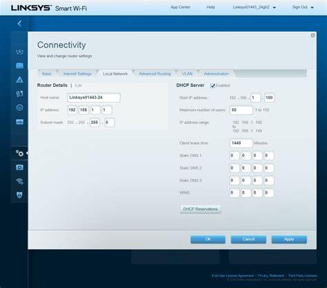 Lag137 Linksys Ea8500 Max Ac2600 Mu Mimo Smart Wi Fi Router linksys ea8500 max ac2600 mu mimo smart wi fi router review
