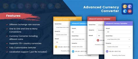 currency converter wordpress plugin advanced currency converter wordpress plugin