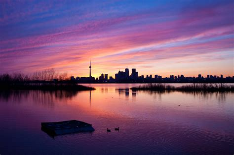 Sun Set the top 10 places to an epic sunset in toronto