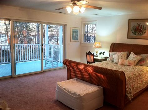 Large Master Bedroom by House For Sale Cape Charles Va Mermaid Bay
