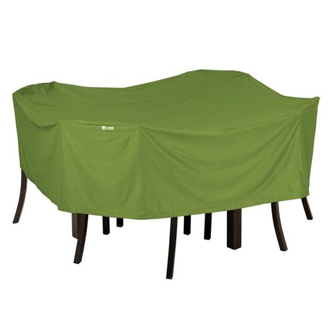 Patio Table And Chair Set Cover by Classic Accessories Sodo Medium Square Patio Table And