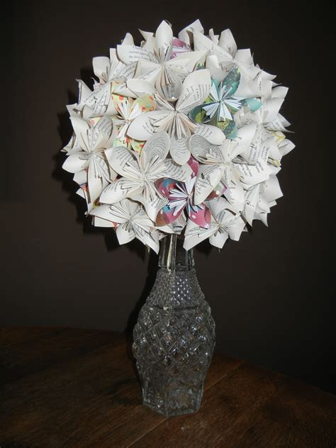 origami flowers hip soiree