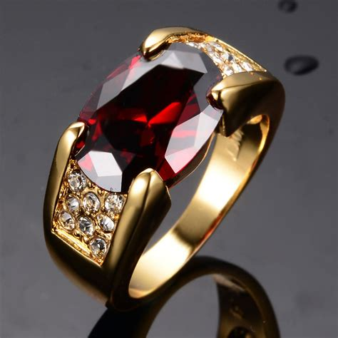noble ruby engagement rings s s yellow gold