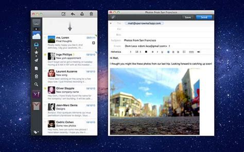 best email client mac 5 of the best email clients for mac make tech easier