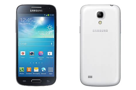 samsung unveils galaxy s4 mini with 4 3 inch display the verge
