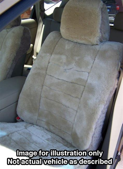 Mitsubishi Car Seat Covers Australia Premium Combination Australian Sheepskin Seat Covers