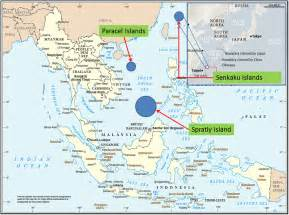 South China Sea Dispute Map by Benign Or Bellicose China And The South China Sea The
